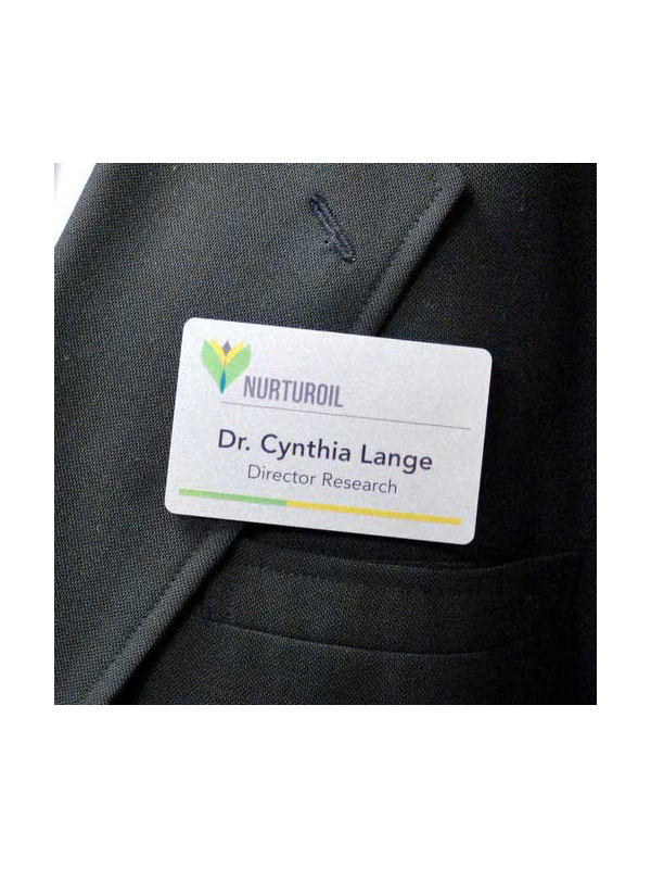 Pro Name Badge