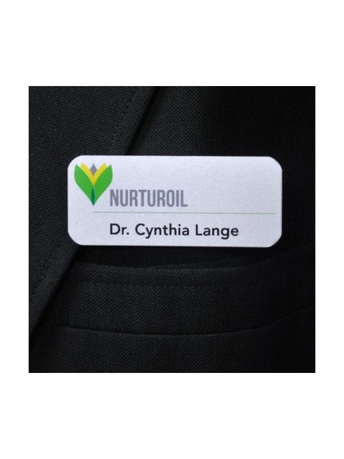 Thermal Name Badge
